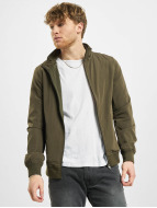 Urban Classics Transitional Jackets Nylon Training oliven