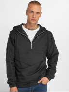Urban Classics Transitional Jackets Pull Over svart