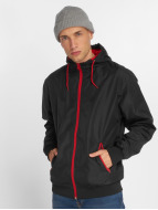 Urban Classics Transitional Jackets Contrast Windrunner svart