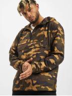 Urban Classics Veste demi-saison Camo Pull Over camouflage