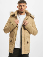 Urban Classics Winter Jacket Down beige
