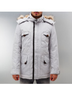 Urban Classics Winter Jacket Down grey
