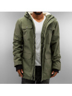 Urban Classics Winterjacke Heave Cotton olive