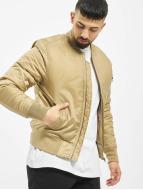 Urban Classics winterjas Basic beige