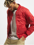 Urban Classics winterjas Basic rood