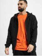 Urban Classics Zip Hoodie Basic svart
