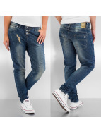 Urban Surface Boyfriend jeans Used blauw