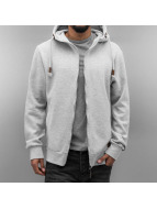 Urban Surface Hoodies con zip Cameron grigio