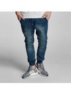 Urban Surface Jean carotte antifit Vintage Jogg bleu