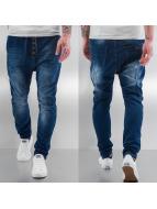 Urban Surface Skinny Jeans Necati blau