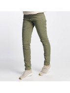 Urban Surface Slim Fit Jeans Vittoria оливковый