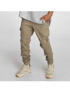 Urban Surface Spodnie Chino/Cargo Jogg brazowy