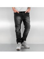Urban Surface Straight fit jeans Jogg zwart