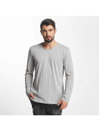 Urban Surface T-Shirt manches longues Dreamy gris