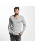 Urban Surface T-Shirt manches longues String gris