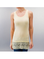 Urban Surface Top Lace gelb