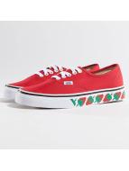Vans Сникеры Authentic Strawberry Tape красный
