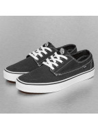 Vans Сникеры Brigata Washed Canvas черный