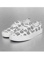 Vans Baskets Authentic Baron von Fancy blanc