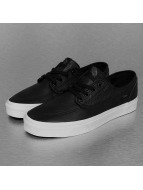 Vans Baskets Brigata Premium Leather noir