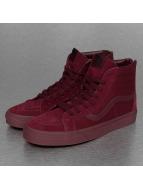 Vans Baskets SK8-Hi Reissue Zip rouge