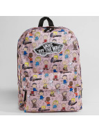 Vans Batohy Peanuts Dance Party Realm pink