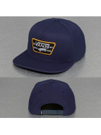 Vans Snapback Capler Full Patch mavi