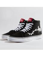 Vans Sneakers Peanuts Snoopy Bones SK8-Hi Reissue czarny