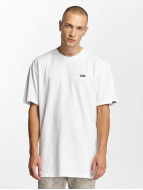 Vans t-shirt Left Chest Logo wit