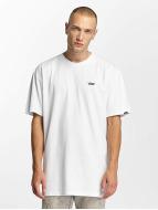 Vans T-Shirts Left Chest Logo beyaz