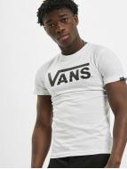 Vans T-Shirts Classic beyaz