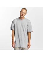 Vans T-Shirty Left Chest Logo szary
