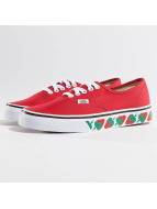 Vans Tennarit Authentic Strawberry Tape punainen