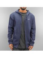 Vans Zip Hoodie Core Basic blau