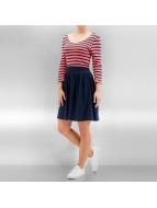 Vero Moda Šaty vmMAggie modrá