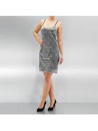 Vero Moda Šaty VMStinne strieborná