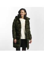 Vero Moda Зимняя куртка vmKevina камуфляж