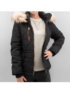 Vero Moda Зимняя куртка vmIlka черный