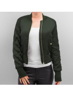 Vero Moda Куртка-бомбардир vmTaras зеленый