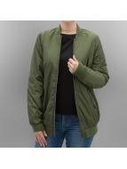 Vero Moda Куртка-бомбардир VMElina зеленый
