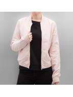 Vero Moda Куртка-бомбардир cmDicte Spring розовый