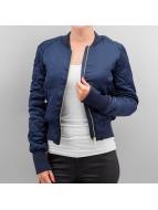 Vero Moda Куртка-бомбардир vmTaras синий