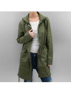 Vero Moda Пальто VMCalla Abby зеленый