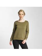 Vero Moda Пуловер VMNatalie оливковый
