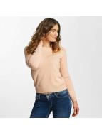 Vero Moda Пуловер vmHappy розовый