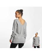 Vero Moda Пуловер vmAida серый