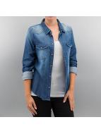 Vero Moda Blúzky/Tuniky vmJashi modrá