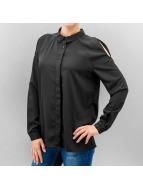 Vero Moda Blouse/Tunic vmNew Cold Shoulder black
