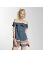 Vero Moda Blusa / Túnica vmKatinka azul