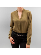 Vero Moda Blusa / Túnica vmFiona marrón